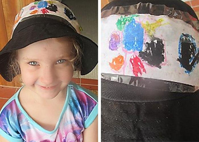 Ella's hat problem