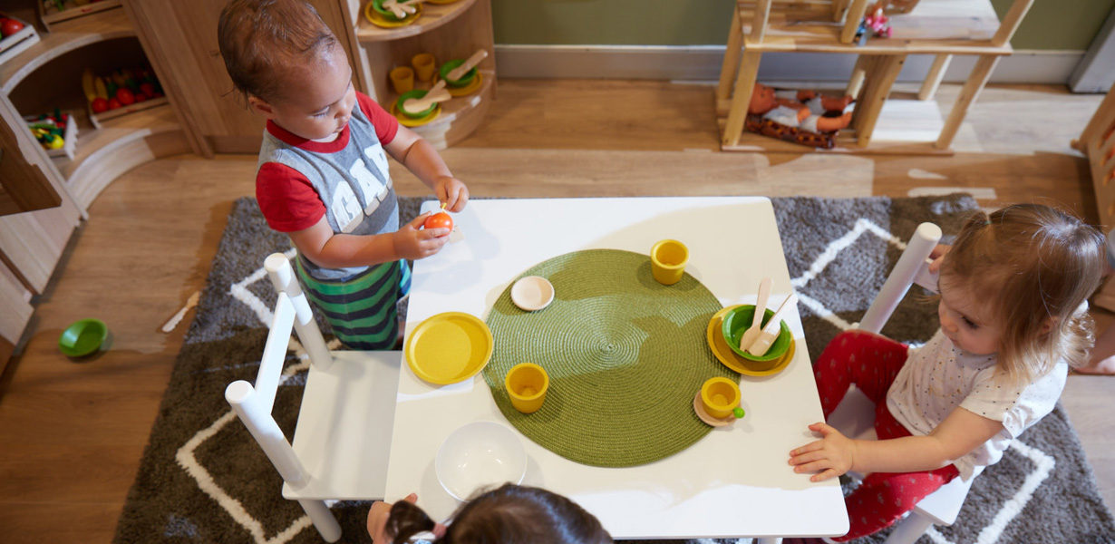 The Pavilion Early Learning Nutrition